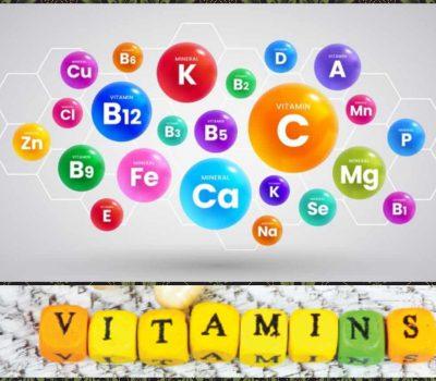 مکمل های ویتامینی